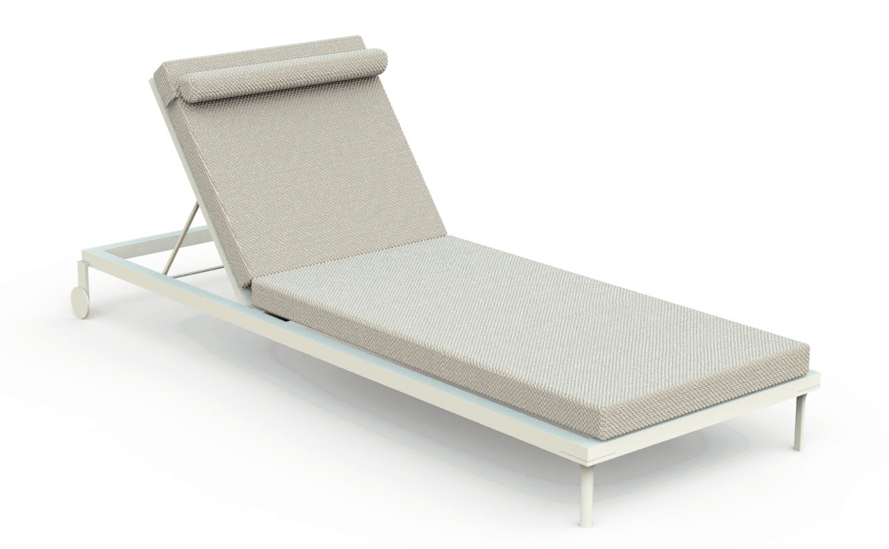 cleo collection Sunbed